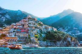 Positano and Sorrento Boat Tour