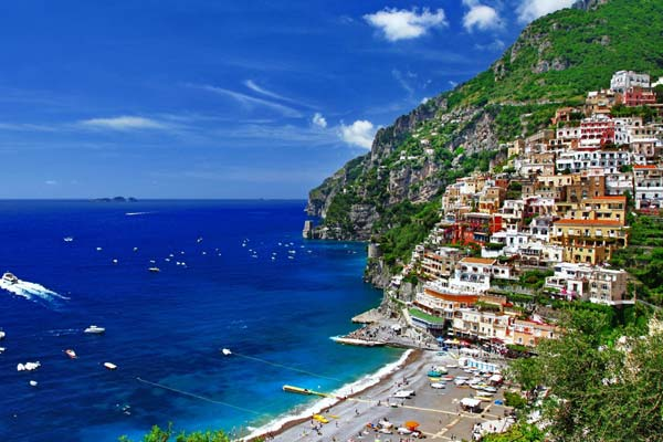 Positano and Sorrento Tour
